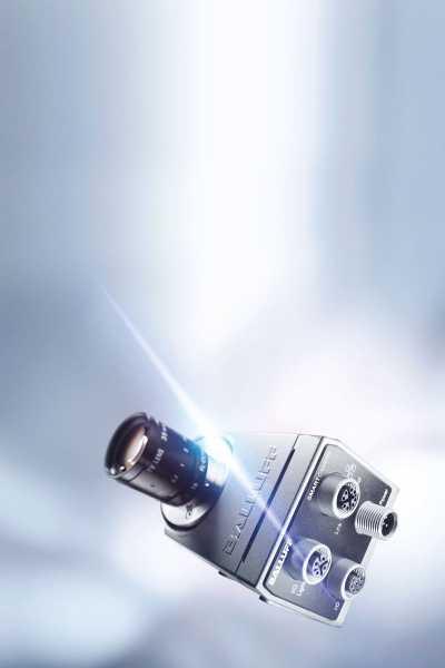 Inteligentna kamera - Smart Camera - Balluff
