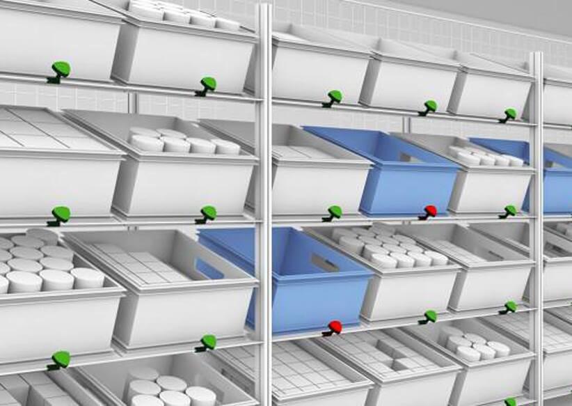 System Pick to Light - nowy produkt Balluff - Innovating Automation