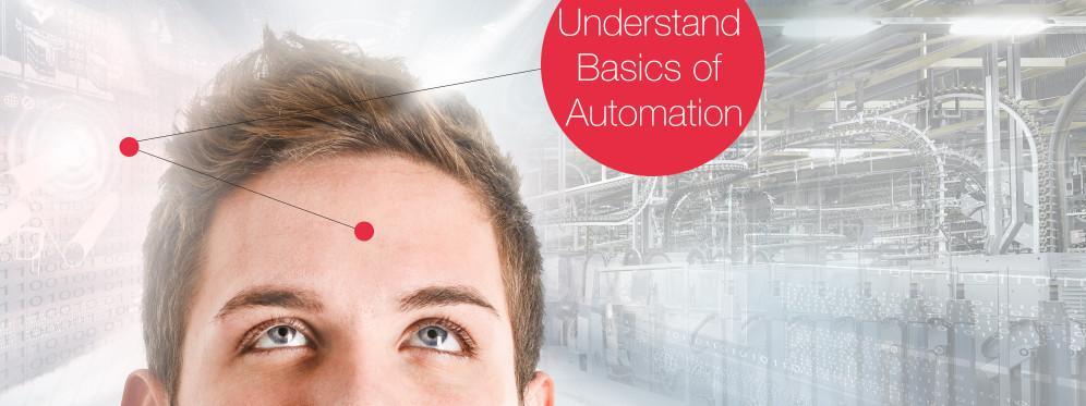 Podstawy automatyki przemysłowej - jak je ugryźć? Balluff Innovating Automation