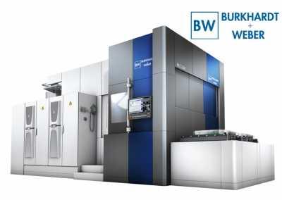 Maszyna Burkhardt+Weber