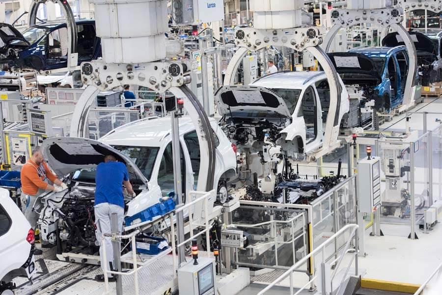 System RFID na linii produkcyjnej Volkswagena - Innovating Automation