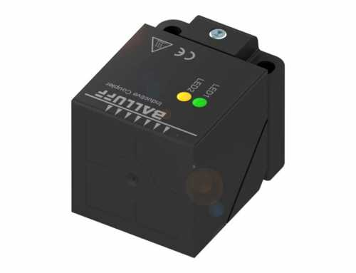 BIC Q40 – sprzęgło indukcyjne z IO-Link od Balluff