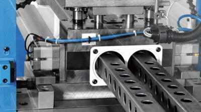 IO-Link Balluff i wykrawarka BS Punching Systems - Innovating Automation