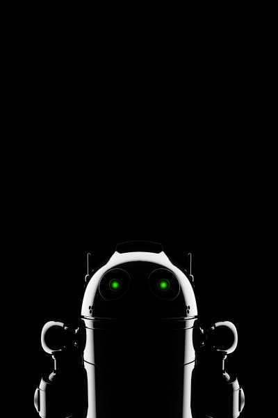 Robot kroczący - Balluff Innovating Automation