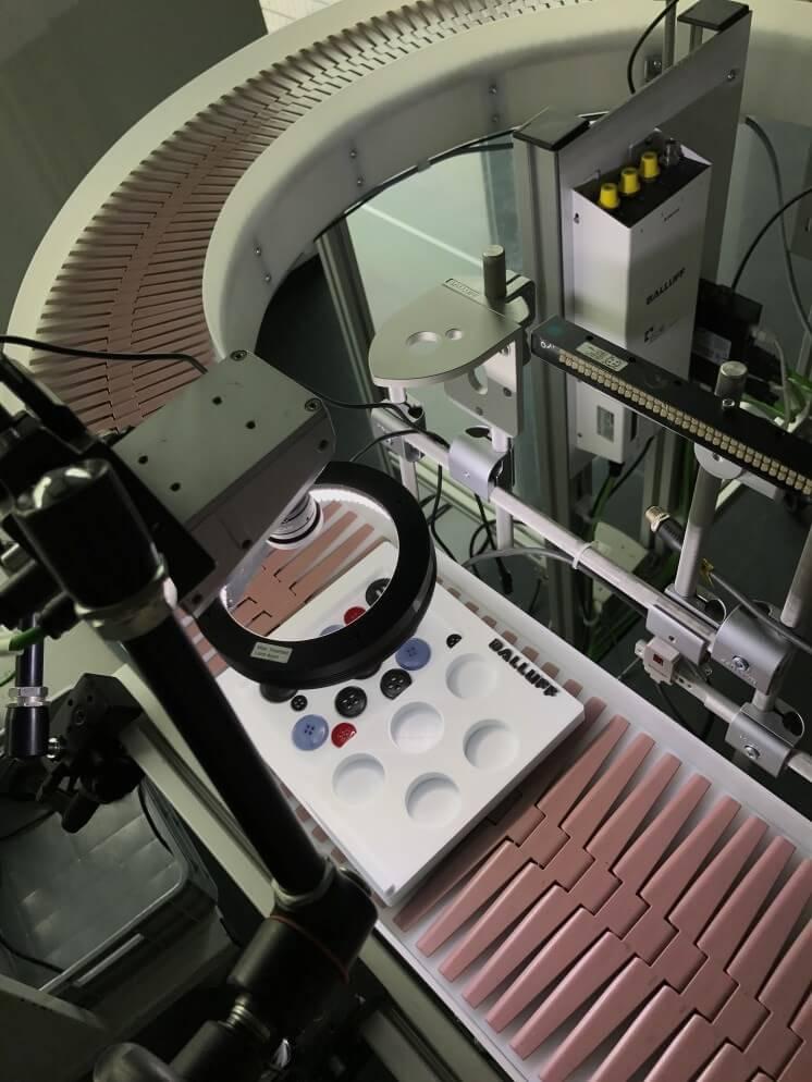 Kontrola procesu produkcyjnego - case study - Balluff Innovating Automation