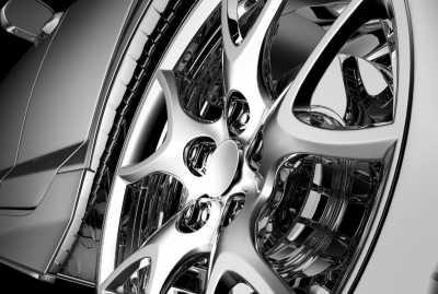 Felga samochodu sportowego