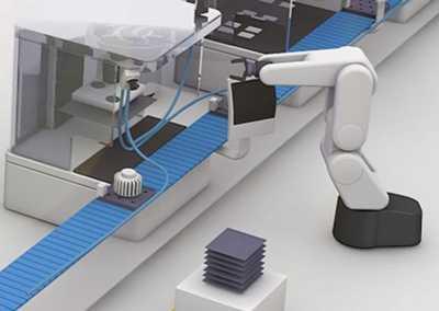 Czujnik widełkowy Balluff - Innovating Automation