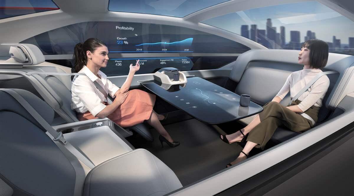 Autonomiczny samochód - autopilot - Innovating Automation