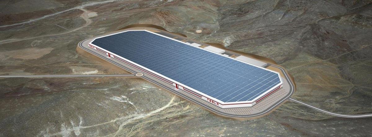 Gigafabryka aut elektrycznych Tesla - Innovating Automation