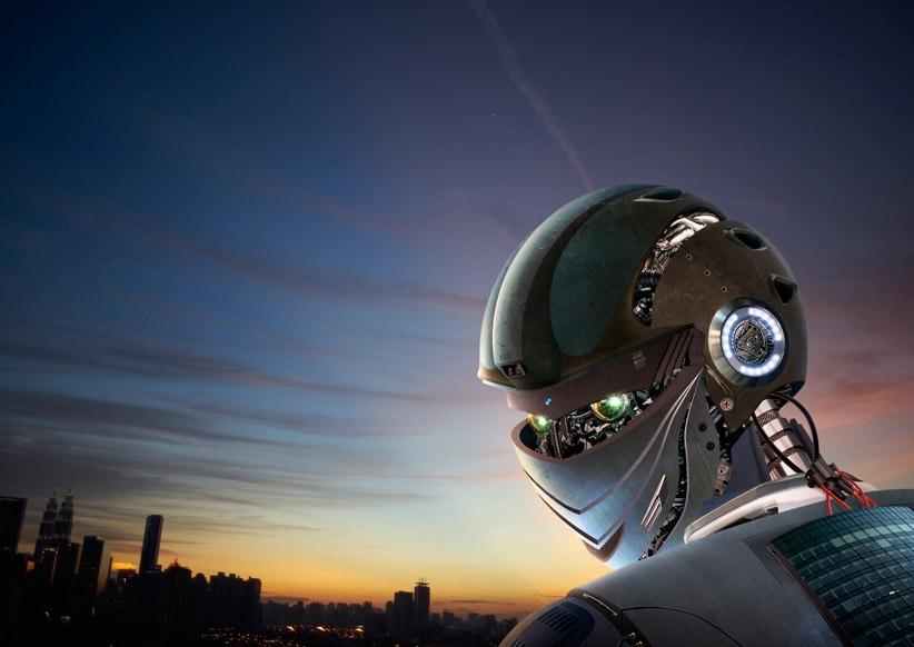 Czujniki w protezach robotycznych - Balluff Innovating Automation