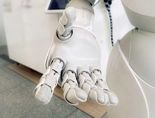 Robotyczna proteza dłoni