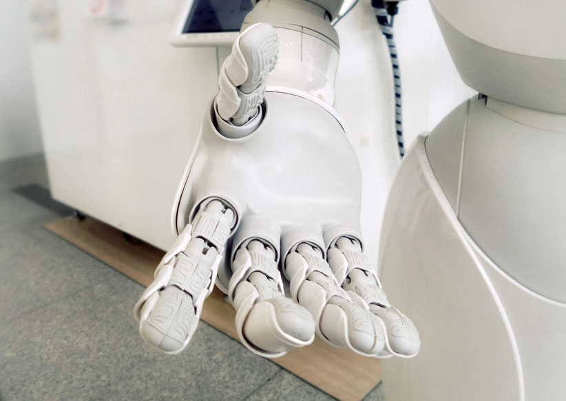 Robotyczna, nowoczesna proteza dłoni - Innovating Automation