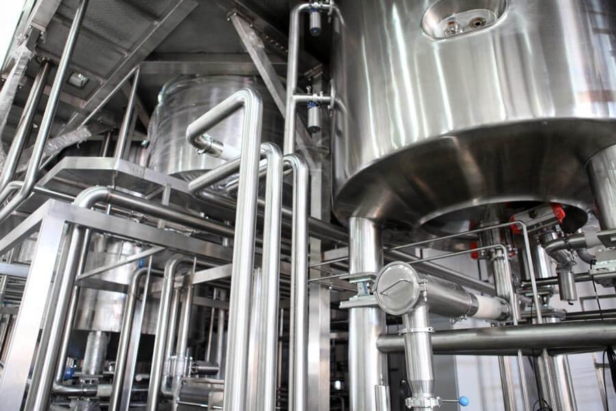 Zakładowa kontrola produkcji w przemyśle - Innovating Automation
