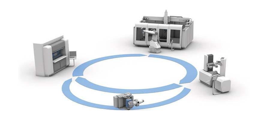 RFID - kompletny pakiet informacji o narzędziach dla optymalizacji produkcji - Balluff