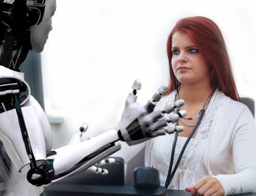 Inteligentne roboty to przyszłość ludzkości