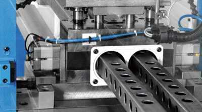 IO-Link Balluff i wykrawarka BS Punching Systems - Innovating Automation