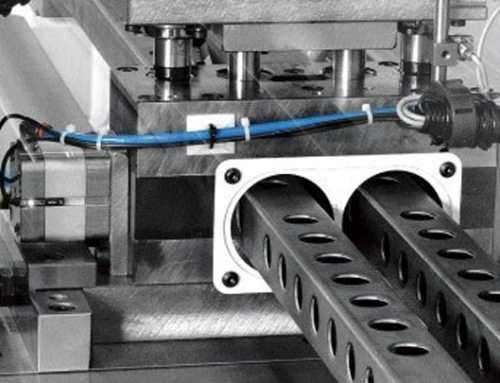 TitleIO-Link, Balluff i wykrawarka BS Punching Systems