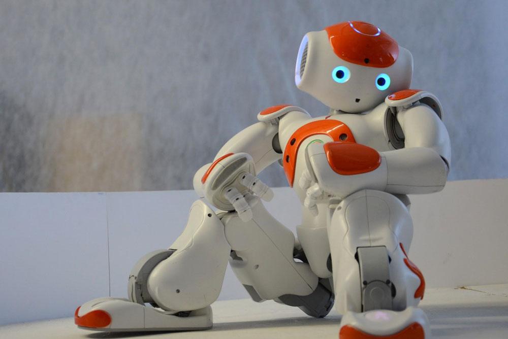 Roboty kroczące - Balluff Innovating Automation